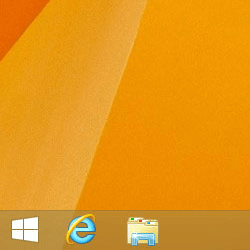 Windows 8.1 Desktop